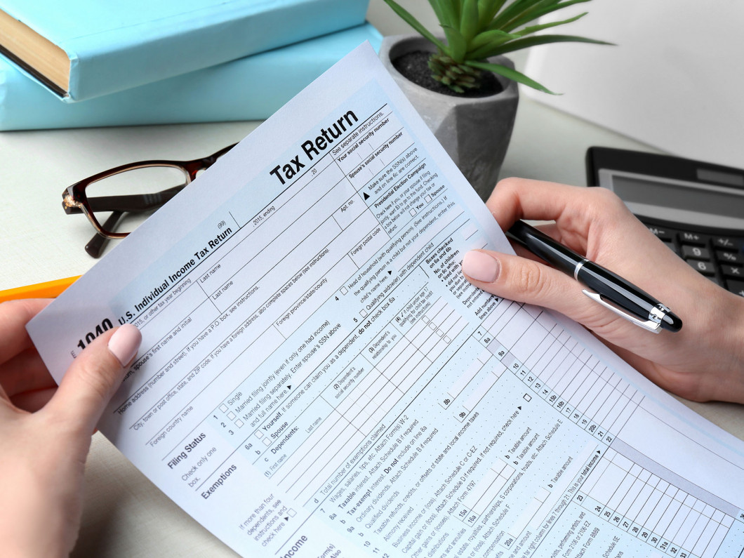 Get help filing your tax return